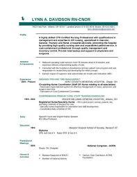 Sample Cover Letter For Registered Nurse Resume Best 25 Nursing Resume Template Ideas On Pinterest Nursing