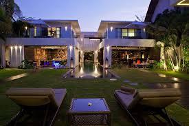 backyard architecture vacation villa casa hannah by bo design located in bali
