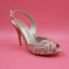 wedding shoes rhinestones blush pink rhinestones wedding shoes sandal for women made to