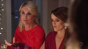 cyn pulled back hair love and hip fans slam mkr s mell and cyn as bogans from the gong daily