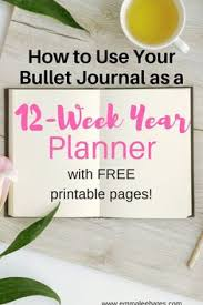 12 week year book why you need to start setting your 2018 goals now goal settings