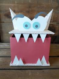 Monster Valentine Box Decorating Ideas by 55 Best Monster Book Deposits Images On Pinterest Valentine Box