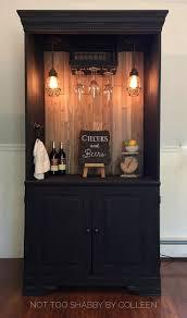 Diy Bar Cabinet Diy Bar Cabinet Home Furniture And Design Ideas