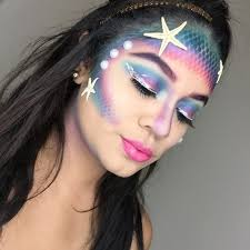 beauty mix mermaid halloween look jasmine maria
