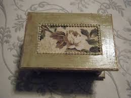 shabby chic trinket box sold shabby chic pinterest shabby