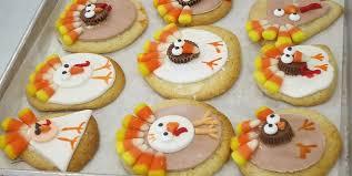 parent child thanksgiving cookies culinary underground