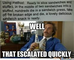 Sandwich Maker Meme - broken sandwich maker meme hitman game