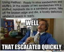 Sandwich Meme - so i bought a chinese sandwich cutter by brokenback16 meme center