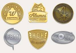 alumni pins die struck style pins made in a day made in the usa