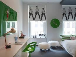 bedroom ideas amazing cool awesome gray and green bedroom