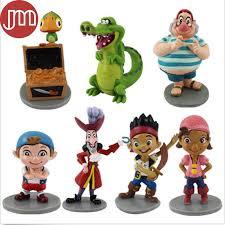 jake neverland pirates playset action figure toys cake