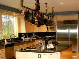 pot rack in kitchen home design ideas and pictures
