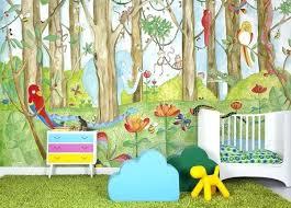 tapisserie chambre d enfant tapisserie chambre d enfant papier peint design chambre bebe papier