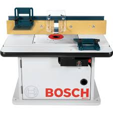 table saw accessories lowes bosch 15 7 8 in x 25 1 2 in adjustable router table ra1171 router