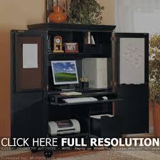 Quality Computer Desk Office Desk Armoire Cabinet Interior Design Regarding Good