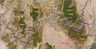 Map Of Grand Canyon Red Butte A Brief Glimpse Into The South Rim U0027s Missing Mesozoic