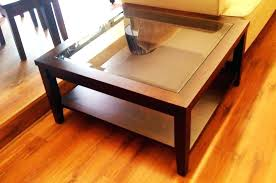 Glass Top Square Coffee Table Large Square Coffee Table Glass Top Glass Top Coffee Tables Best