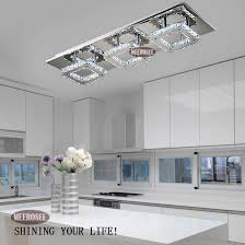 Ceiling Lights Cheap by Modern Led Diamond Crystal Ceiling Light Fitting Lustres Crystal
