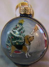 beagle ornaments princess decor