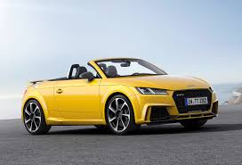 audi tt rs roadster 2016 photos parkers