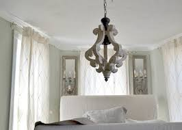 french country chandeliers antiqued white cottage distressed chandelier pendant shabby chic
