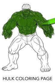 avengers hulk coloring disney movies