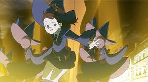 wizard robes little witch academia know your meme