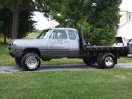 Dodge Ram 92 - calling all 1st gen flatbeds dodge diesel diesel truck