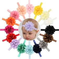 go girl headbands baby headbands grosgrain ribbon 4 5 hair bows