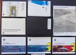 99 1999 bmw e46 m m3 convertible owners manuals drivers books