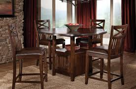 tall dining room table black dining room chairs with the high