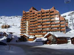 location ski val thorens