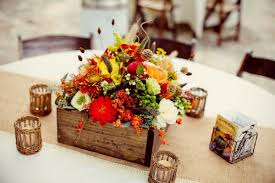 Fall Centerpieces Share Your Fall Centerpieces Weddingbee