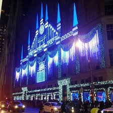 saks fifth avenue lights nyc s best holiday window displays