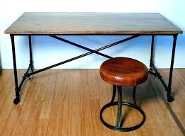 pipe desk with shelves computer desk ideas that make more spirit work plywood diy pipe desk