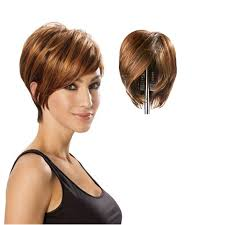 hair u wear hairdo by hairuwear wig and wig brush page 1 qvc uk