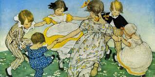 bbc culture the dark side of nursery rhymes