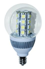 Small Led Light Bulb by 4w Led Light Bulb E12 Base 4 Watt 27 Led Globe