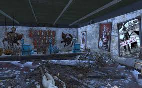 beantown interiors project at fallout 4 nexus mods and community