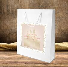 wedding hotel bags sku638 disney castle wedding welcome bag labels for hotel guests hos