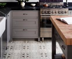 tile kitchen floors ideas kitchen flooring ideas and materials the guide