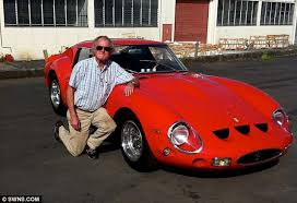 250 gt kit car petrolhead splashes out 300 000 turning battered into a