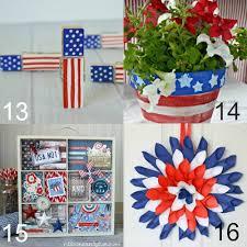 patriotic decorations 28 diy patriotic decorations the gracious