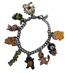 themed charm bracelet 30th anniversary 9 themed charms assorted metal charm