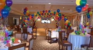 birthday decoration ideas simple birthday decoration ideas at home with balloons placement