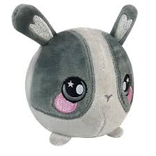 bunny plush squishamals beth the bunny plush toys for children sqs00618 b h