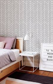 Wallpaper For Kitchen Walls by Top 25 Best Grey Wallpaper Ideas On Pinterest Grey Bedroom