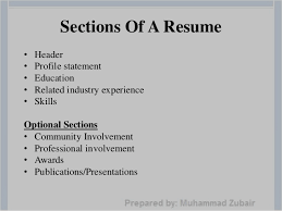 successful resume how to write a successful resume by muhammad zubair