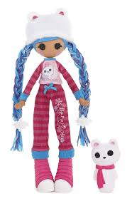 lalaloopsy girls mittens fluff n stuff doll amazon co uk toys