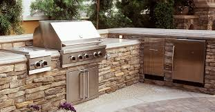 ideas for outdoor kitchens outdoor kitchens in kalamazoo mi r a water features and landscaping